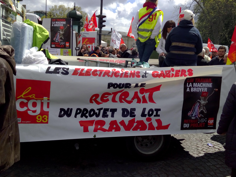 Mouvements de grève reconductibles dans l'énergie