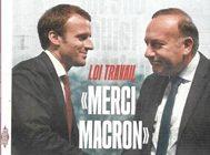 Merci Macron loi travail