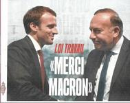 Première analyse des ordonnances Macron