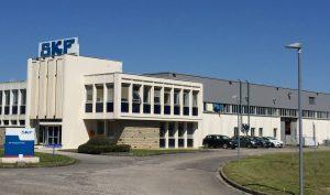 Lutte gagnante SKF Aerospace – LONS LE SAUNIER