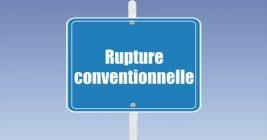 rupture conventionnelle