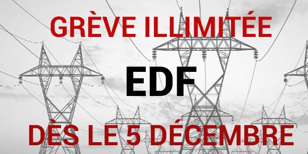 Retraites: En grève à partir du 5 décembre