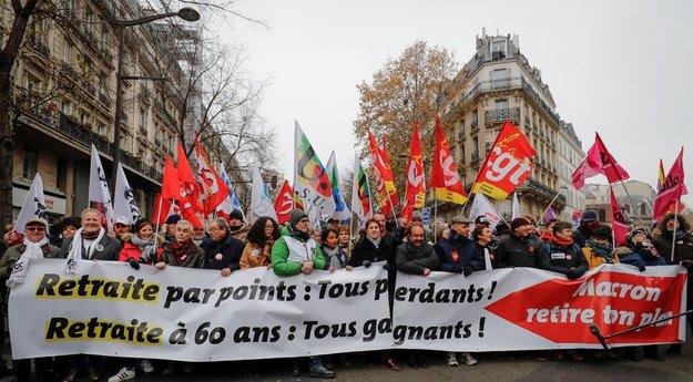5 décembre historique – Reconduisons la grève