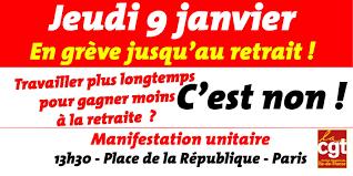 Mobilisation contre la réforme des retraites : tout dépend de nous !